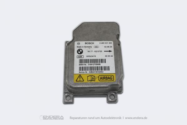 Airbagsteuergerät Reparatur Bmw Z3 Endera