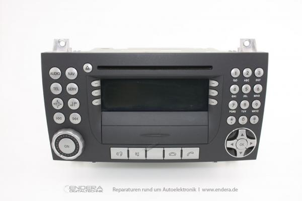 audio navigation reparatur mercedes slk r171 endera digitaltechnik kfz elektronik werkstatt. Black Bedroom Furniture Sets. Home Design Ideas